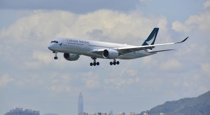 Hong Kong Discounts Airport Fees For Cargo Shipments
