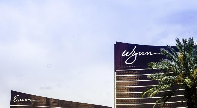 Possible Palace Mass Market Gains Lead Aegis To Boost Estimates On Wynn