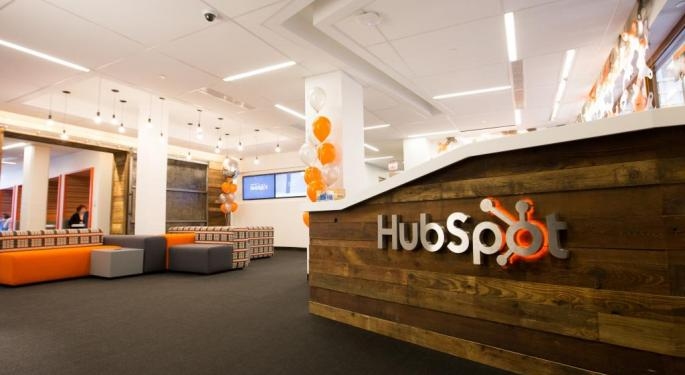 Bank Of America Raises HubSpot Price Target After Positive Channel Checks