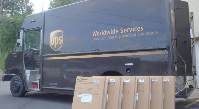 KeyBanc: UPS Set To Deliver With Investment Benefits, International Growth Potential
