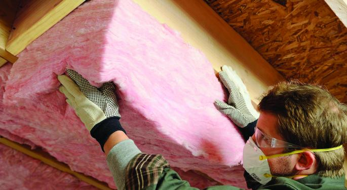 Insulation Momentum Is Already Priced Into Owens Corning, Goldman Sachs Says In Downgrade
