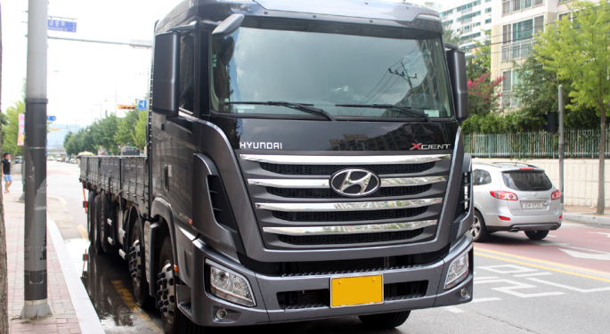 Hyundai, Cummins Plan To Make Fuel Cells For North American Commercial Trucks
