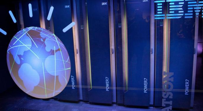 Why IBM Needs Growth To Turn Around