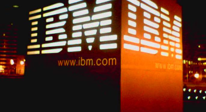 IBM Sells Off Amid SEC Probe Related To Sales Accounting