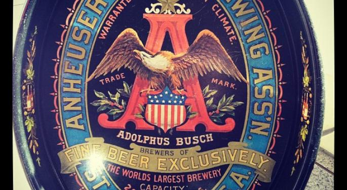 Is a Beer Mega-Merger On Tap?