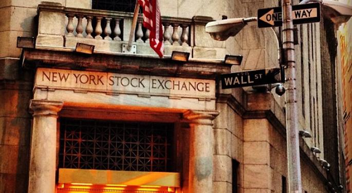 Two NYSE Executives to Leave at the End of 2013
