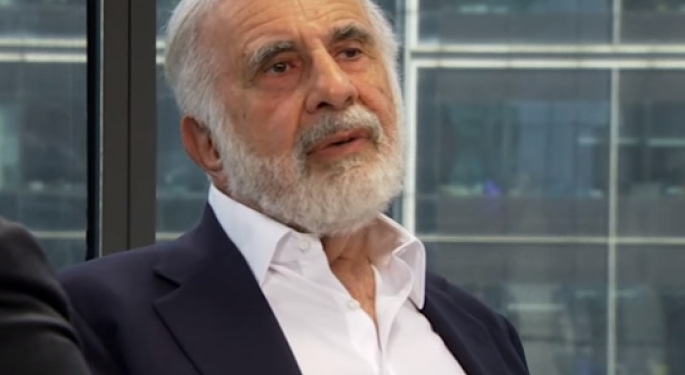 BREAKING: Icahn Refutes Ackman's Claim, Buys 2.3 Million More Shares In Herbalife
