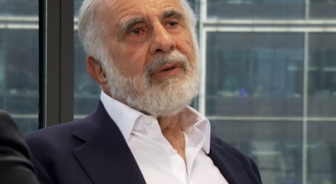 Why Carl Icahn Is Suing Occidental Petroleum