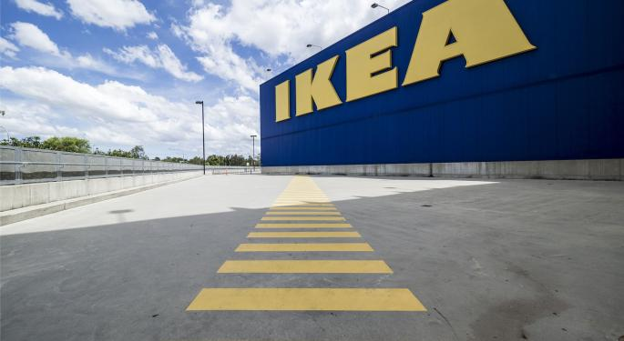 Tesla's Most Unexpected Solar Competitor: IKEA