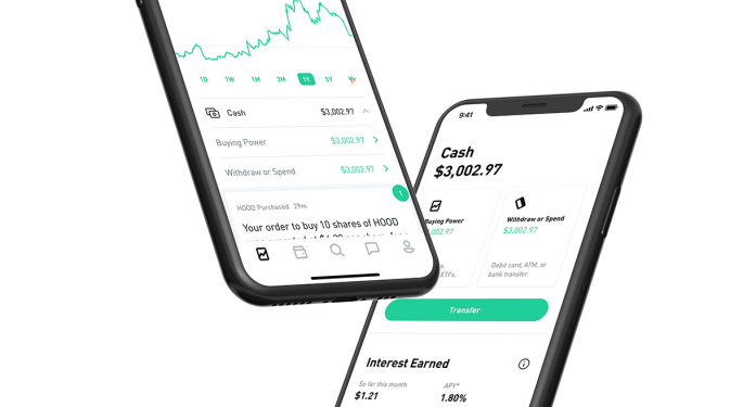 Robinhood Rolls Out Cash Management, But It's Not For Everyone Yet