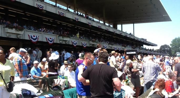 California Chrome Attempts Immortality at Belmont