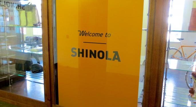 SLIDESHOW: An Exclusive Look Into Shinola's Detroit Factory