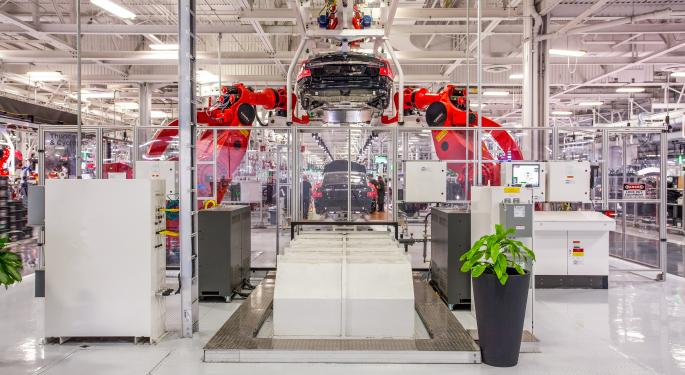 Baird: Long Ramp To Tesla Model Y Production Could Ease Cannibalization Concerns