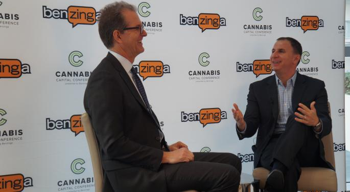 WATCH: Interviews With Some Of The Biggest Execs From The Cannabis Capital Conference