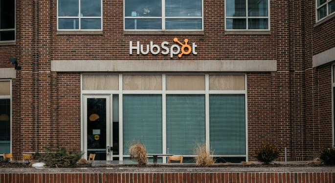 Oppenheimer Praises HubSpot's Execution, Downgrades On Valuation