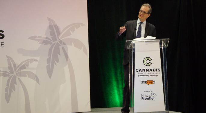 Previewing The First Ever 'Cannabis Investor Day'