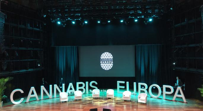 North American Cannabis Firms Flexed Muscle At This Big London Event