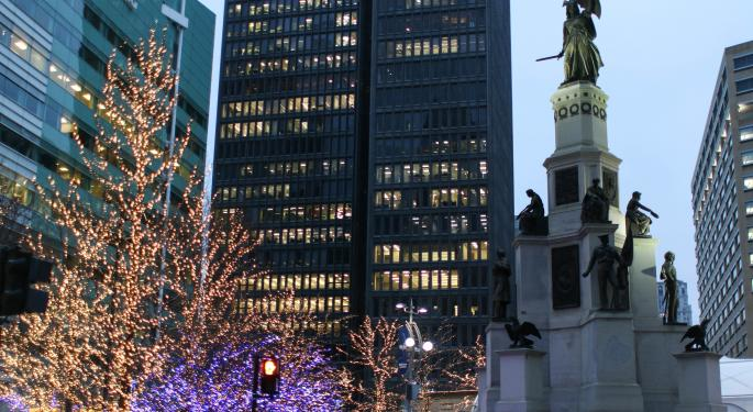 The History And Growth Of Detroit's Campus Martius