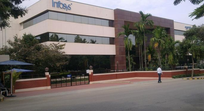 Infosys Price Plummets As Company Says It's Investigating CEO's 'Unethical Practices'
