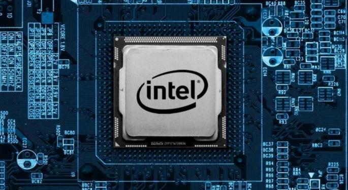 Intel CEO Touts Exposure To $300B Market