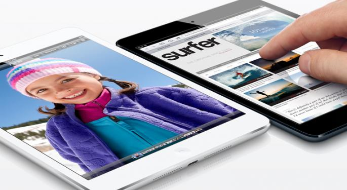 iPad Mini Launch Brings Small Crowd, Few iPad 4 Buyers