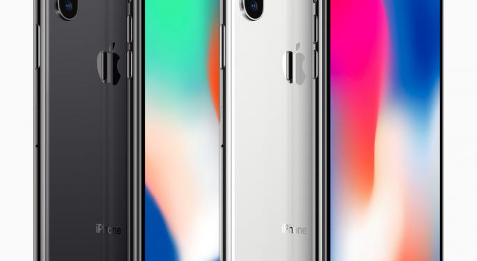 Morgan Stanley: iPhone X Is Winning Market Share In China