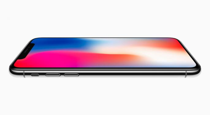 Here's What It Costs Apple To Make Your $1,000 iPhone X