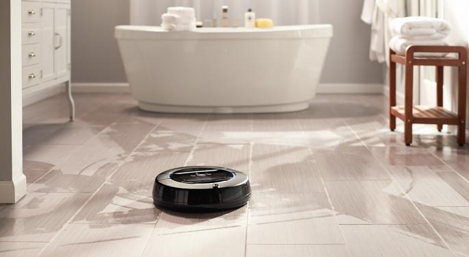 Can Amazon Sweep Away iRobot's Dominant Positioning With Its Own Home Robots?