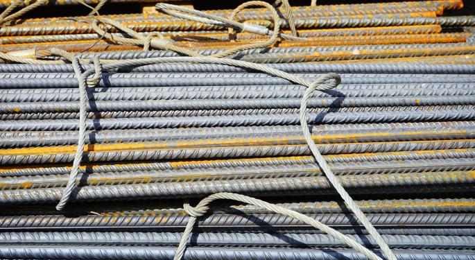 Major Steel Shipper To Build $1.35 Billion Facility In Kentucky