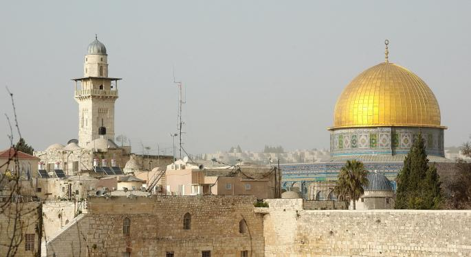 This Day In Market History: UN Partitions Palestine For Independent Jewish State