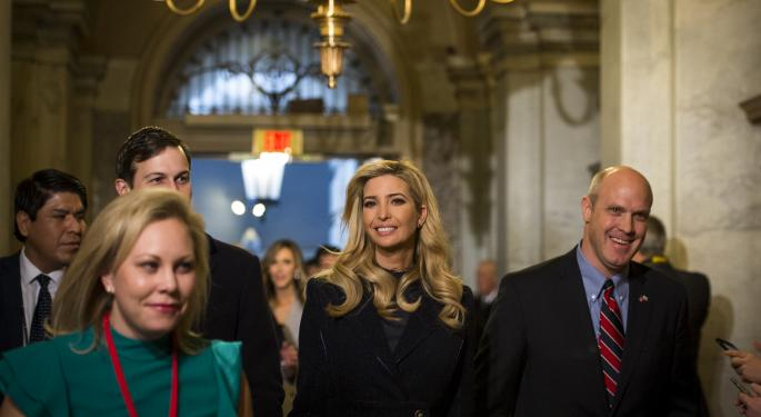It Seems No One Cares About The Nordstrom, Ivanka Trump Fiasco Anymore