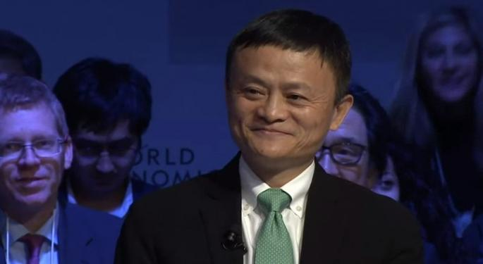 Does Alibaba's Jack Ma Need To Better Watch What He Says?