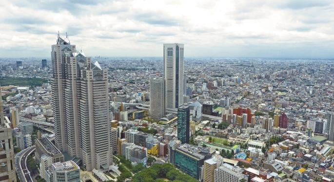 There's Stellar Dividend Growth Found In Japan