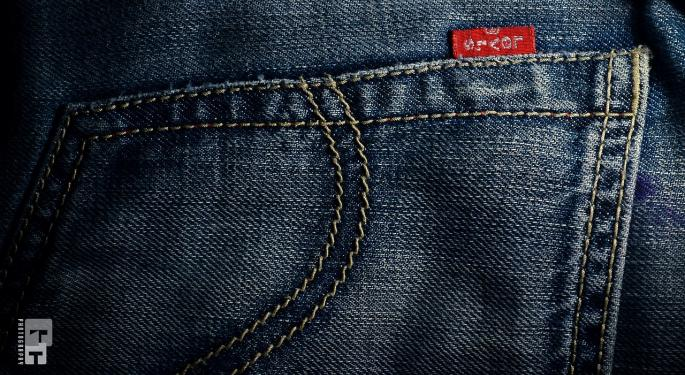 Bank Of America Reiterates Buy On Levi Strauss After Q3 Earnings Beat