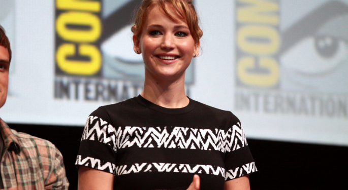 Mockingjay Star Jennifer Lawrence Is Surprisingly Frugal