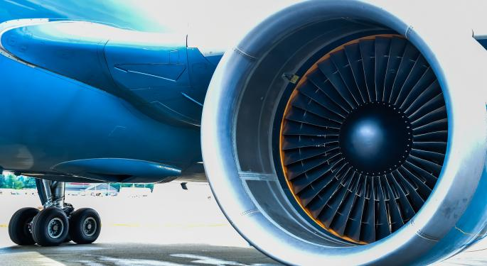 Aerospace M&A: Hexcel Shares Higher After Merger With Woodward