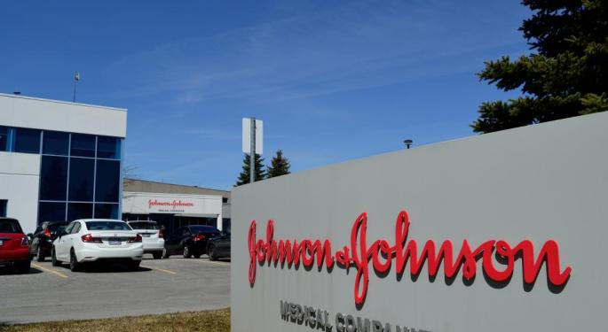 Large Option Traders Aren't Buying The Johnson & Johnson Rally