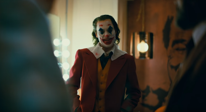 'Joker' Sets October Box Office Record