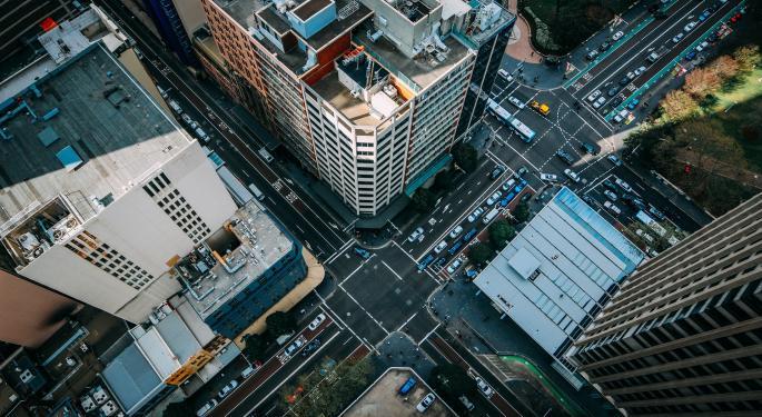 Infrastructure Business Segment Leads Trimble Revenue