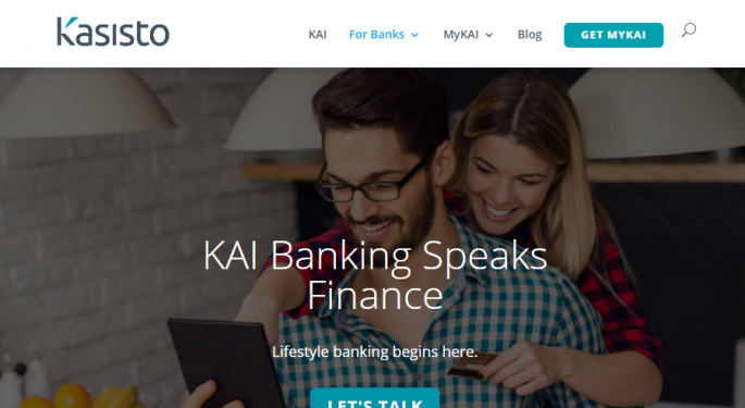 KAI Banking Makes Consumer Experience 'As Natural As Texting A Friend'
