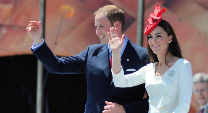 The Royal Baby Was Likely Delivered For Less Than What A Childbirth Costs In The U.S.
