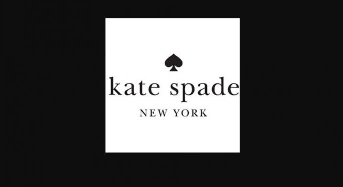 Kate Spade Looking Into Strategic Alternatives, Including Selling Itself