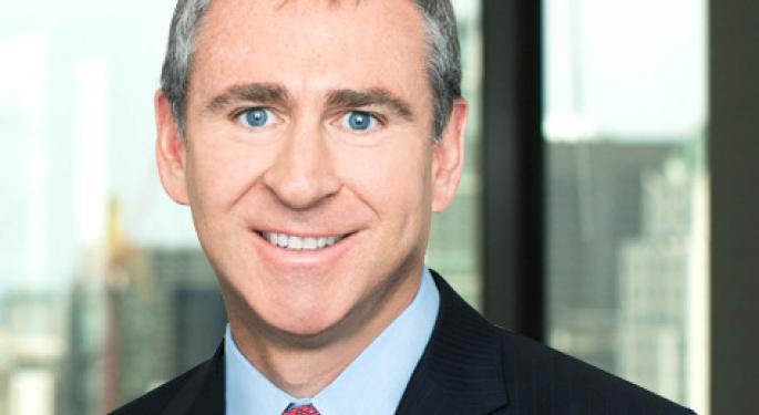 Roku Wins A New Investor: Ken Griffin