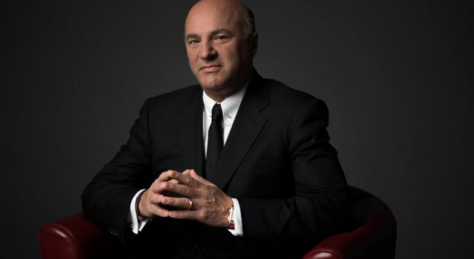 Kevin O'Leary Sees 'Clear Path' To Become The Next Conservative Canadian Prime Minister
