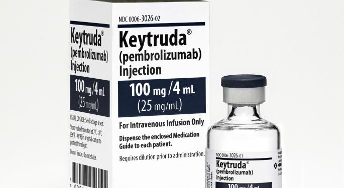 Merck's Keytruda Vs. Bristol-Myers Squibb's Opdivo In Q1 And Beyond