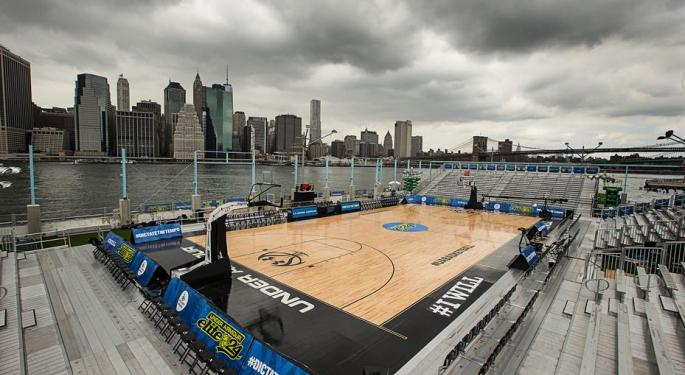 Under Armour's Elite 24 Game Highlights Battle With Nike For Basketball Supremacy