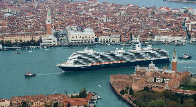 Barclays Upgrades Carnival, Says Cruise Lines Are Firm's 'Most Preferred Subsector'