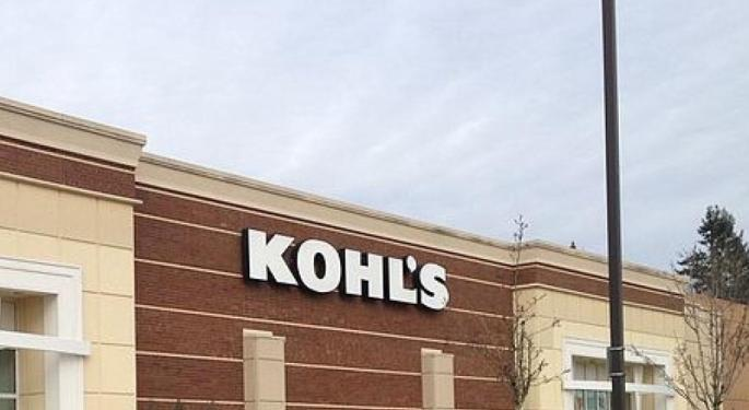 Kohl's Trades Lower On Mixed Q3 Earnings, Cuts Guidance