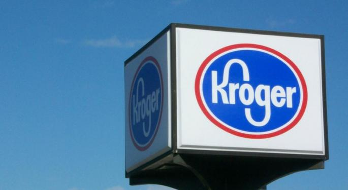 Kroger Falls 10% After Q4 Earnings Miss