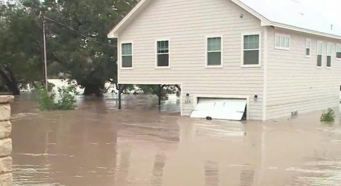 Deadly Texas Flooding Continues: More Rain In The Forecast